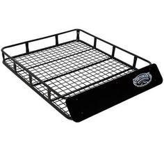 Peak Trades Deluxe Roof Cargo Basket