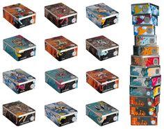 Benvenuti in Seletti  Zodiac Storage Tins