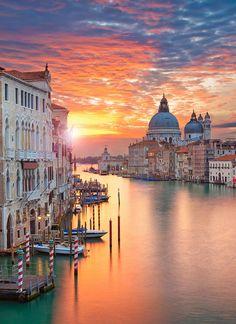 """""""Venice Sunrise"""""""
