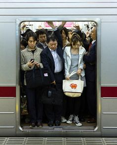 Nice and Convenient Storage Room by yushimoto_02 [christian], via Flickr #subway