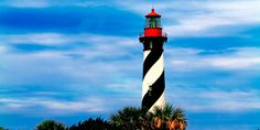 Augustine - about 45 minutes from Jacksonville - is known for being the oldest city in the US, but with that title comes the inevitable tacky tour. St Augustine Lighthouse, Virgin Atlantic, Merchant Navy, Old City, Cn Tower, Places Ive Been, Old Things, Traveling, Tours