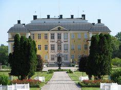 Ericsberg Palace, Katrineholm, Sweden.