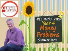 YouTube Money  Problems  Maths PowerPoints Year 4- Summer Term FREE