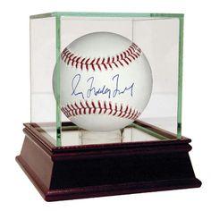 Greg Maddux Signed MLB Baseball w Mad Dog insc (MLB Auth) (Web Exclusive)