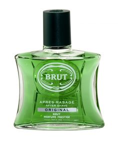 Brut after shave unboxed 100ml original