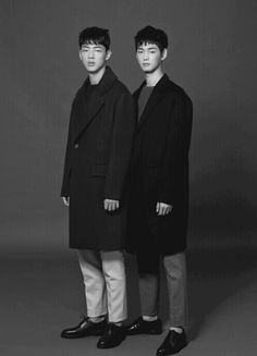 Kim Ji Soo and Lee Won Geun
