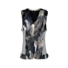 69abf79731b RINO PELLE Γυναικείο Ολλανδικό κοντό γουνάκι τζάκετ, οικολογική γούνα