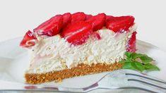 5 epres finomság gyereknapra - A Zöldséges Vanilla Cake, Cheesecake, Food, Cheesecakes, Essen, Meals, Yemek, Cherry Cheesecake Shooters, Eten