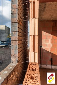 Brick Cladding, Brick Facade, Wall Cladding, Brickwork, Brick Wall, Building Design, Building A House, Cladding Systems, Brick Architecture
