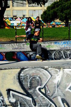 Fs Smith  Potrero Skatepark San Francisco