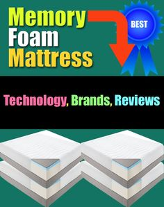 Best Memory Foam Mattresses: Brand, Technology, and Reviews