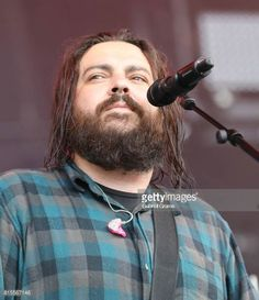Shaun Morgan of Seether performs during the 2017 Chicago Open Air Festival at Toyota Park on July 15 2017 in Bridgeview Illinois