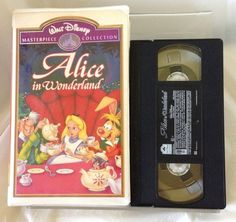Cinderella - Walt Disney - (VHS)The Classics Black Diamond ...