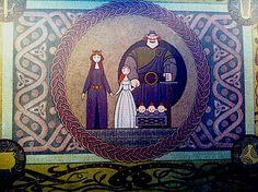 Google Image Result for http://thedisneyblog.com/wp-content/uploads/2012/06/Brave-Tapestry-Pixar.jpg