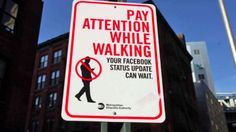 Report: Pedestrian Deaths Spike in 2016 Because People are Distracted by Their Smartphones