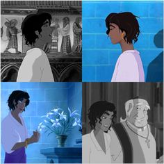 hisboywondr: The Boy All The Bad Guys Want Disney edit male Esmeralda God Help the Outcasts