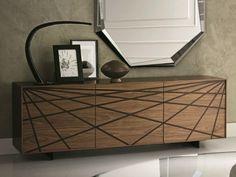 Aparador de madera WEBBER by Cattelan Italia | diseño Andrea Lucatello