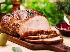 Schenker Family Farms near McCune, KS Sells Grass-Fed Beef Pastured Pork Free-Range Chicken Lamb - No Added Nitrites - No Added Nitrates. Pork Loin, Pork Roast, New Years Day Meal, Pork Recipes, Cooking Recipes, Lentil Stew, Grass Fed Beef, Pork Dishes, Food To Make