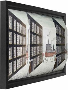 John Wilson, Down By The Mill - 3D Edition - 2014 Preview Collection - Castle Galleries