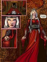 Page Fifteen by saeriellyn  Chronicles of Prydain comic graphic novel