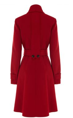 Karen Millen classic investment coat red I actually want this. Casual Clothes, Casual Outfits, Mystery Plays, Keeping Up Appearances, Best Christmas Gifts, Karen Millen, Smart Casual, Your Girl, Food Inspiration