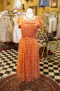 Cabaret Vintage - Vintage Day Dress, $165.00 (http://www.cabaretvintage.com/vintage-dresses/vintage-day-dress/) #vintagedress  #vintage #dressvintage #shopping #vintagestore #vintagefashion #ilovevintage #vintagelove #vintagegirl #vintageshopping #vintageclothing #vintagefinds #vintagelover #vintagelook #followme #dressoftheday #ootd  #instastyle #torontovintage #toronto #queenwest #cabaretvintage