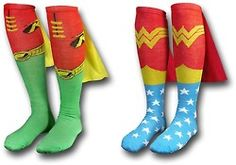 ...super socks...heck yeah!
