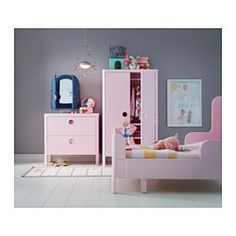 BUSUNGE armoire et commode - IKEA