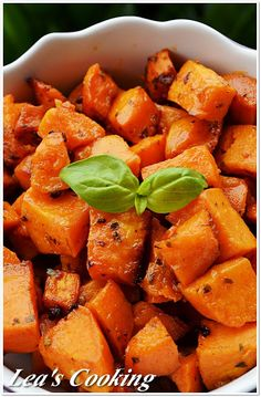 Give ordinary roasted sweet potatoes a big flavor boost with garlic and spices. Orange-fleshed sweet potatoes may be one of nature's un...