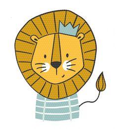 """in der datei enthalten: der süße löwe mit dem text """"wild one"""" die datei steht nach der zahlung"""