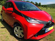 Vând Toyota AYGO II 2017 impecabilă - FULL option - 2 Full Option, Toyota Aygo, Vand, Ferrari