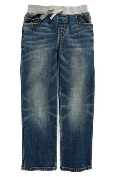 Tucker and Tate soft band jeans 4T