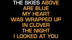 Etta James - At Last (Karaoke)