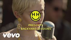 Happy Hippie Presents: Happy Together (Performed by Miley Cyrus)Published on May 19, 2015 Happy Hippie Presents: Backyard Sessions - Happy Together performed by Miley Cyrus Click here to donate: http://happyhippies.org/#donate   To launch The Happy Hippie Foundation, Miley created a new Backyard Sessions series and invited special musical guests to perform with her to make these music video collaborations.