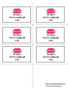 printable boyfriend coupons