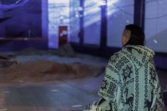 Lionel Cruet, Entre Nosotros (Between Us), 2017, audio-visual installation © Lionel Cruet 2017