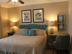 The Master Suite has a king sized Serta Perfect Sleeper mattress & TV Fort Walton Beach, Beach Vacation Rentals, Rental Apartments, King Size, Master Suite, Ideal Home, Mattress, Condo, Tv