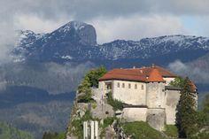 https://flic.kr/p/81mWQT | Bled Castle