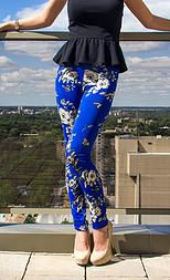 Custom made royal blue Evelynn leggings Fashion Line, Royal Blue, Custom Made, Leggings, Fashion Design, Clothes, Outfit, Clothing, Long Johns
