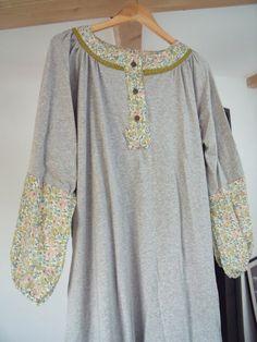 Chemise nuit d apres tunique C de. Robes tuniques etc dec 13