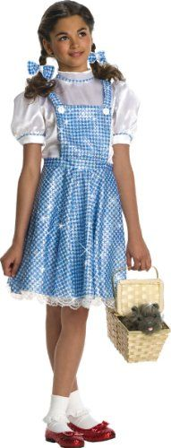 [HALLOWEEN] Wizard of Oz Child's Deluxe Sequin Dorothy Costume, Medium - $18.90 with FREE SHIPING WORLDWIDE! 2 DAYS for ALL USA DELIVERY!!! visit our site ->>> http://HALLOWEEN-CLOTHES.CF