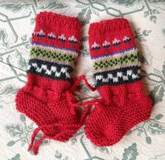 Baby Botte - Booties for tiny feet