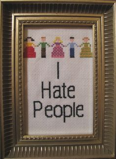 LOL - this is so something that would hang in one of my family members houses!