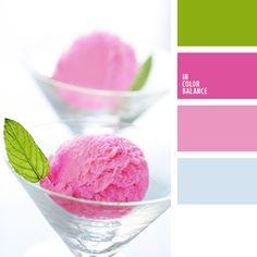 Color Palette No. 2087