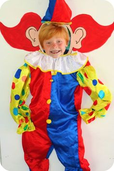 kids carnival birthday party | How to Throw a Circus Themed Party - sevenclowncircus.com