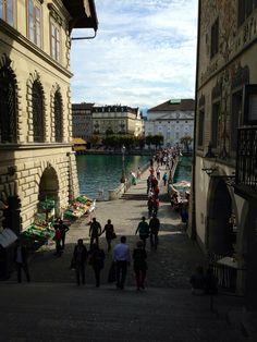 In Lucerne