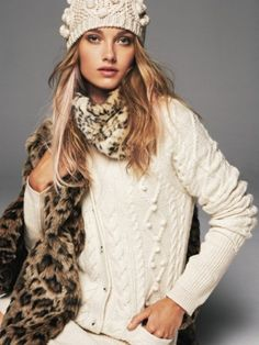 Mango Winter 2012 Collection