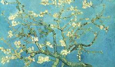 VAN GOGH - ALMOND TREE