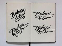 The Sketchbook of Logos | Abduzeedo Design Inspiration & Tutorials