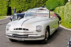 84. Alfa Romeo 6C 2500 (1947)